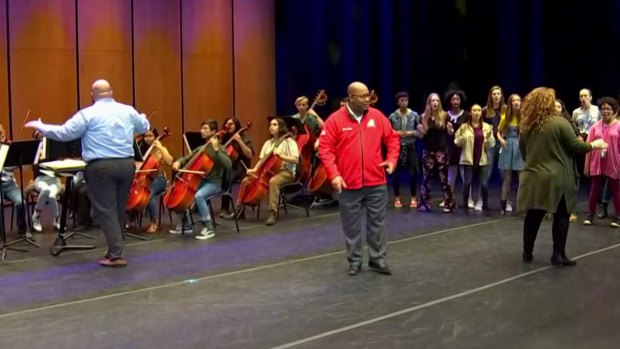 [DFW] IM Terrell Academy in Fort Worth Showcases the Arts