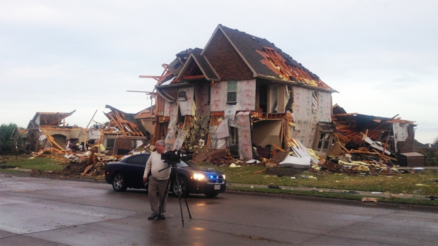 Families in Shock after Storm Destroys Homes