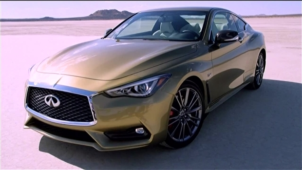 Neiman Marcus Limited Edition Infiniti Q60