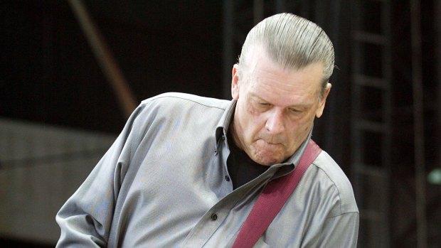 J. Geils Dead: 'Centerfold' Singer Dies at Age 71