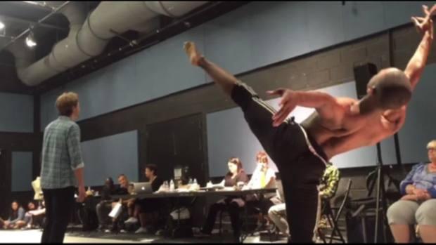 Something Good: Dallas Dancer's Big Weekend