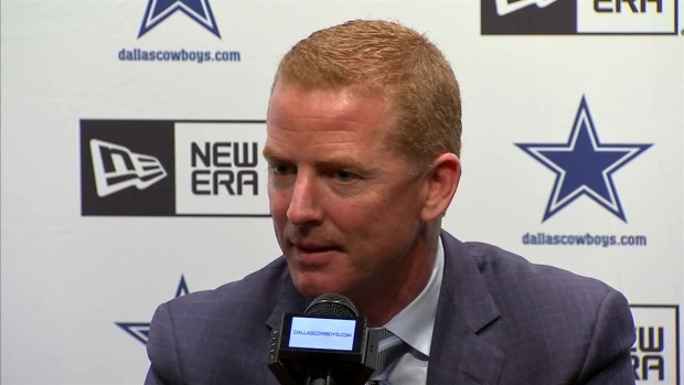 [DFW] Jason Garrett Talks Ezekiel Elliott