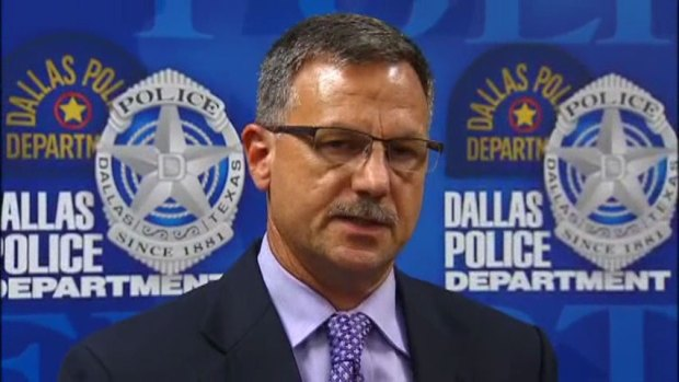 [DFW] Dallas Police Search for Serial Rapist