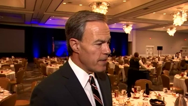 [DFW] Raw Video: Speaker Straus Previews Legislative Session