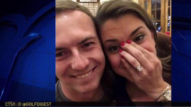 [DFW] Jordan Spieth Appears to be Engaged According to Photo