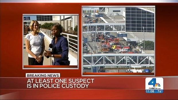 [LA] Witness Recalls LAX Shooting Chaos