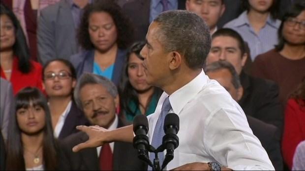 [BAY] Obama Heckled in San Francisco