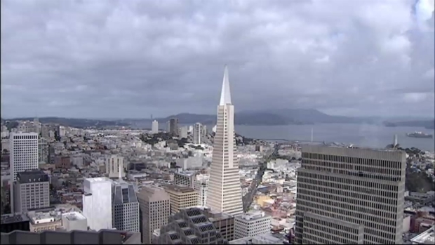 [BAY] TIME-LAPSE VIDEO: Storm Clouds Fly Over San Francisco