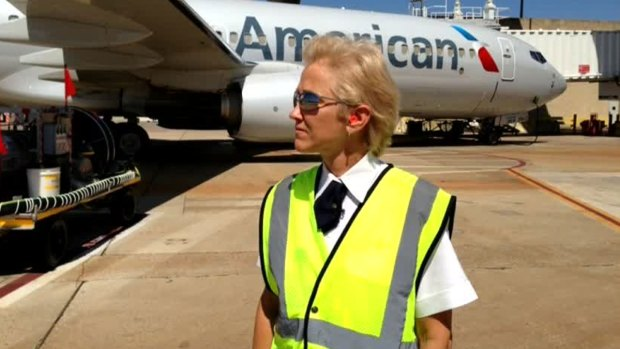 [DFW] American Airlines Names First Woman Chief Pilot