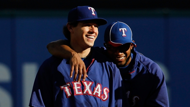"Kinsler, Cruz Get Day Off ""To Catch Their Breath"""