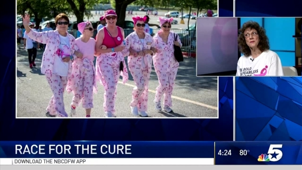 [DFW] Komen Fort Worth 2017 Race for the Cure