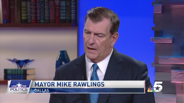 [DFW] Dallas Mayor on the Future of Caraway's District