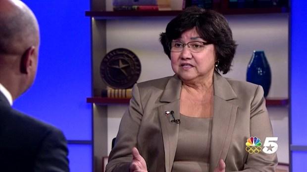 Lupe Valdez Says She Will Beat Gov. Abbott With Hard Work, Not Money