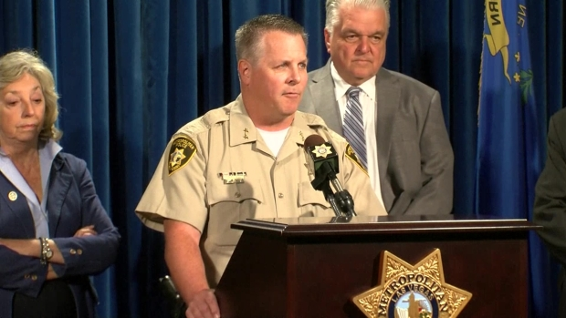 As Las Vegas Grieves, Details on Shooter's Weapons Emerge