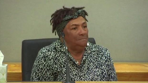 LaWanda Clark Testifies for Amber Guyger