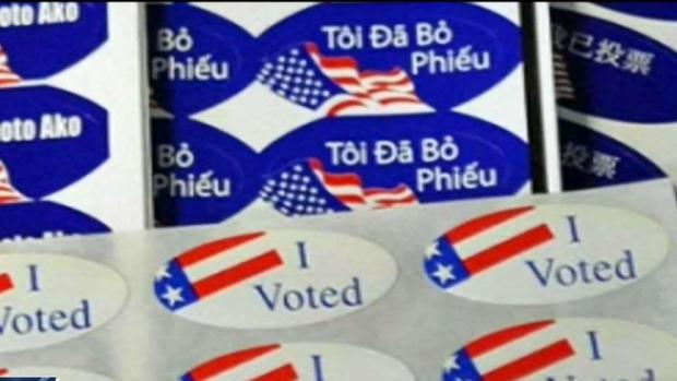 More Staff, Security at DFW Polling Locations on Election Day