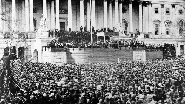 Presidential Inaugurations Then and Now