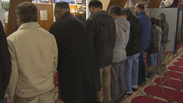 [DFW] North Texas Muslim Group Denounces Violence, Prays for Victims