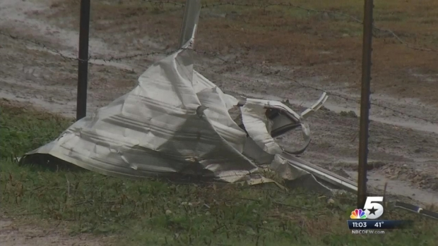 [DFW] Tornado Leaves 3 Dead in Collin County