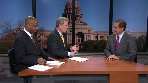 [DFW] Lone Star Politics - April 6, 2014
