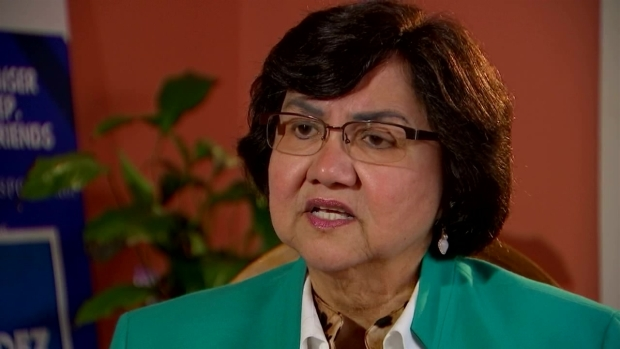 Lupe Valdez Discuesses Governor Race