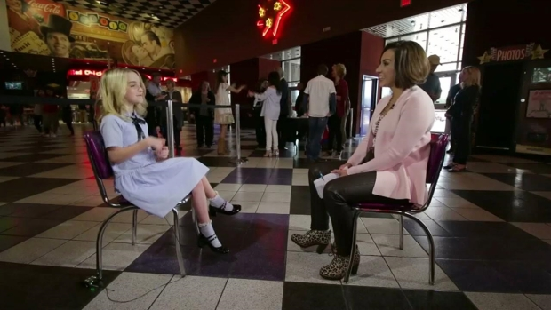 Extended Interview: Grapevine's Mckenna Grace on 'Gifted'
