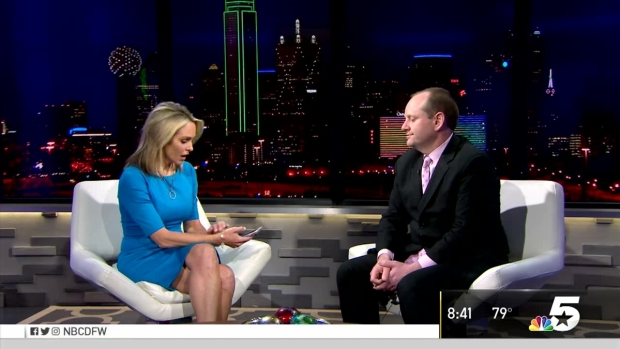 Facebook Live: North Texas Doctor Discusses Mental Health