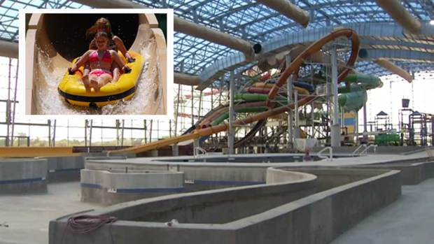 Grand Prairie Set to Open Year-Round Water Park