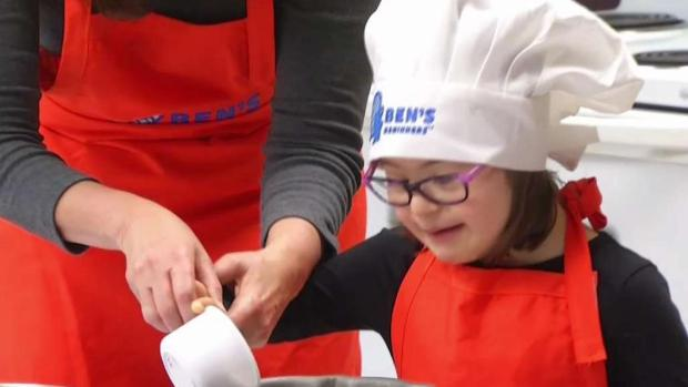 [DFW] Mansfield Special Needs Student Wins Cooking Contest