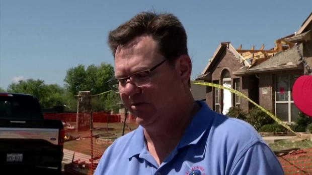 Straight-Line Winds Caused Damage in Rockwall: Mark Fox, NWS