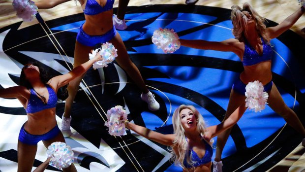 Mavs Dancers Will Show Less Skin, Clean-Up Routines