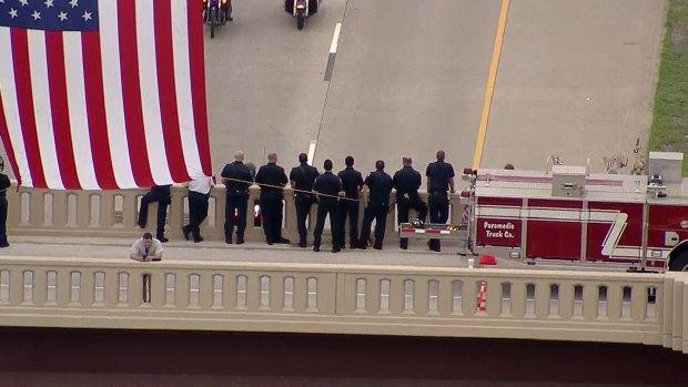 Medal of Honor Motorcade 2015