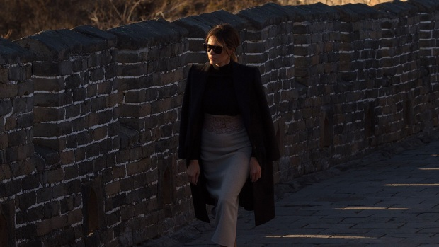 Melania Trump Style Guide: Visit to Asia