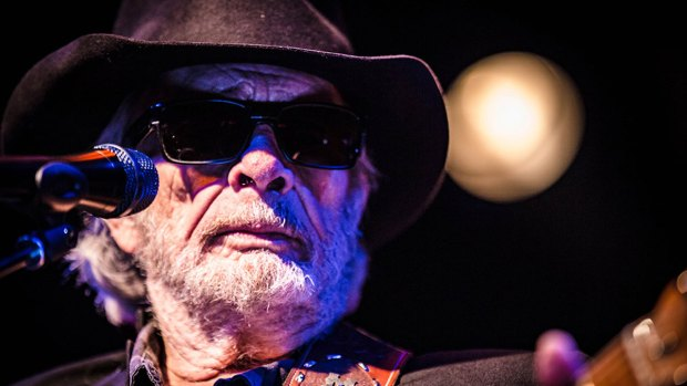 Merle Haggard's Last Performance at Billy Bob's Texas