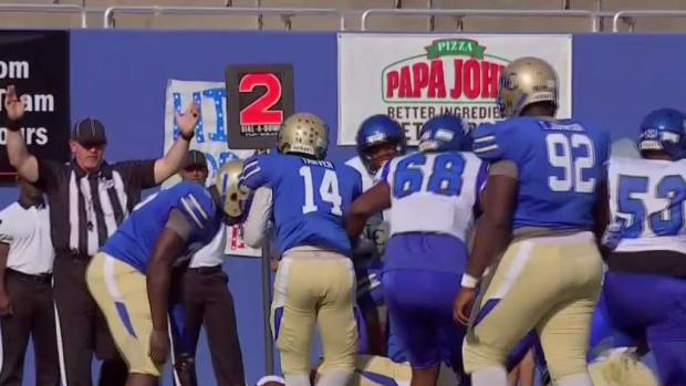 North Mesquite vs. Lakeview Centennial on Big Game Friday