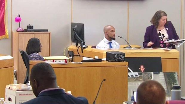 Cross-Examination Continues in Trial of Ex-Mesquite Officer