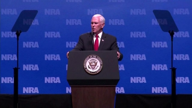 [DFW] Mike Pence's NRA Speech in Full