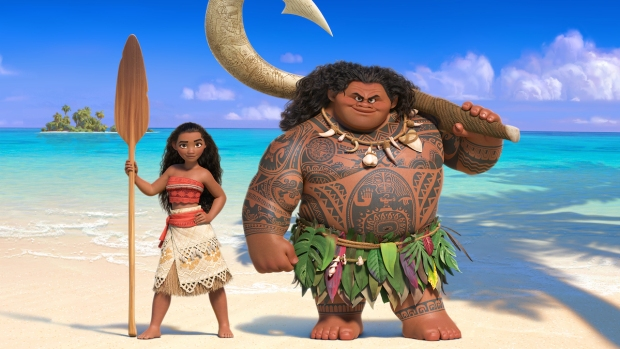 "Cogill Says ""Moana"" is a Wonderful Film"