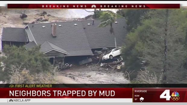 [NATL-LA] Montecito Residents Without Power After Powerful Mudslide