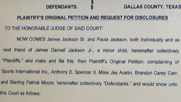 Three Cowboys Players Face Million Dollar Lawsuit