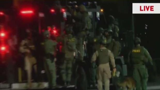 Dead, More Than 100 Injured In Las Vegas Mass Shooting