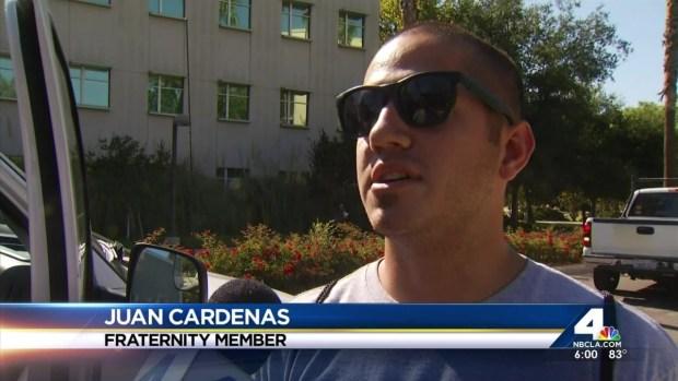 [LA] CSUN Fraternity Under Investigation in Student's Death