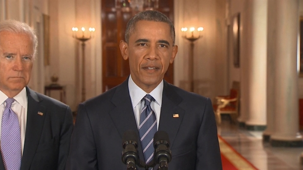 [NATL] WATCH: Obama Outlines Details of Iran Deal