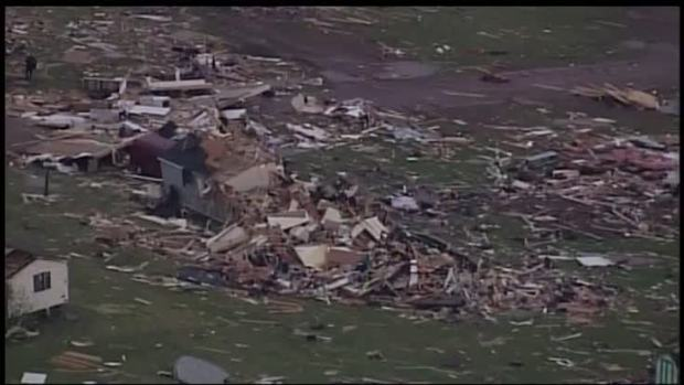 1 Dead, Dozens Injured After Tornado Hits Northwest Wisconsin