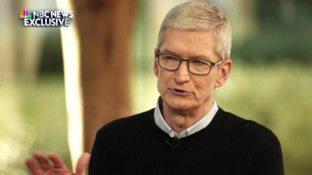 [NATL] 'These Tools Are Used to Divide People': Tim Cook Talks Russian Influences Through Tech