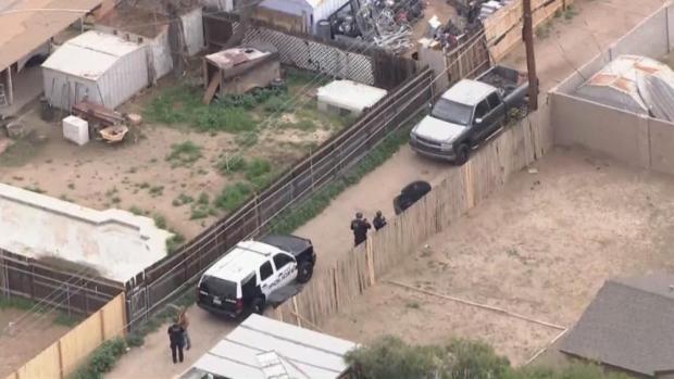 [DFW] Boy Shot by Arizona Police Officer