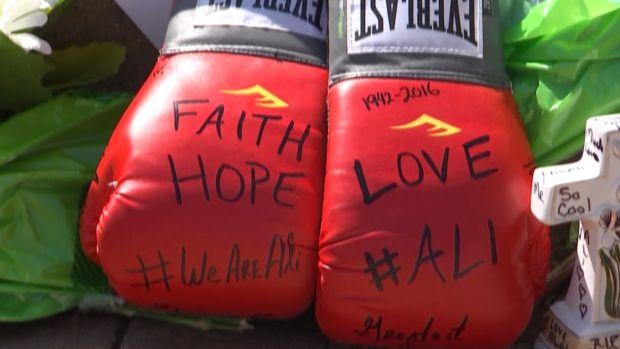 [DFW] Louisville Remembers Ali
