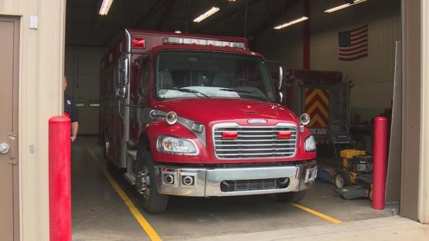 [DFW] Man Steals Ambulance After Escaping Dog Cage