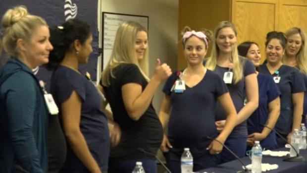 [DFW] Hospital Braces for In-House Baby Boom