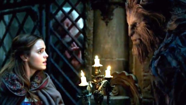Emma Watson on Beauty and the Beast
